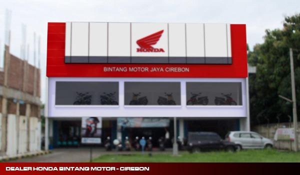 Dealer Motor Honda Cirebon Bintang Motor
