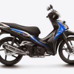 Honda Supra X 125 Helm In Hadir dengan Striping Baru ! 1
