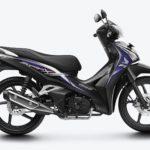 Honda Supra X 125 Helm In Hadir dengan Striping Baru ! 2