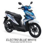 Electro Blue White