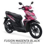 Fusion Magenta Black