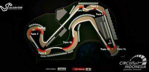 Intip Rancangan Visual Sirkuit MotoGP Jakabaring 2018 2