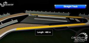 Intip Rancangan Visual Sirkuit MotoGP Jakabaring 2018 12