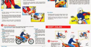 Tips Aman Berkendara Saat Mudik dengan Sepeda Motor 1