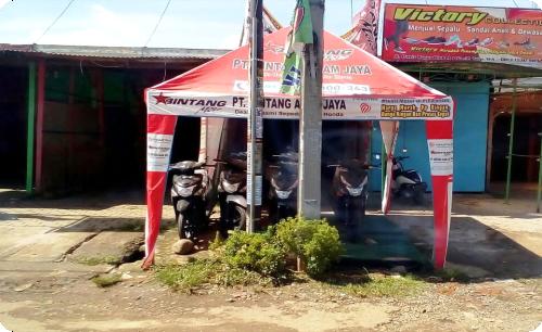 POS Penjualan Honda - Bintang Motor 10