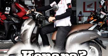 Kenapa Inden Honda Scoopy Begitu Lama