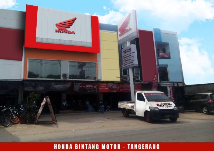 Honda Bintang Motor - Tangerang