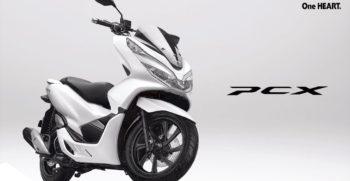 Peluncuran All New Honda PCX 150 Lokal di Indonesia 2