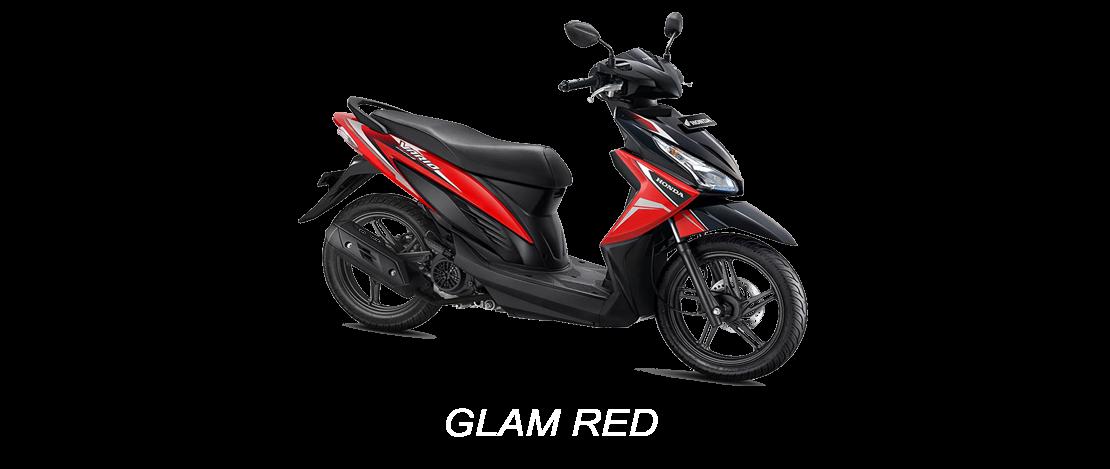 glam red_bintangmotor - Cikarang