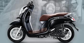 Tampilan Baru Honda Scoopy Semakin Fashionable_21_2_19