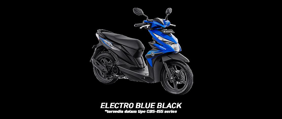 electro blue black cbs iss-Palembang