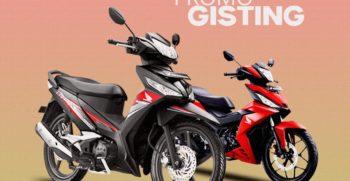 Promo Bintang Motor Gisting Juli 2019