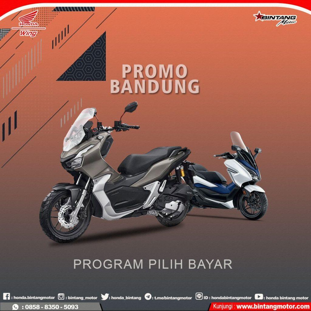 Promo Bintang Motor Bandung Agustus 2019