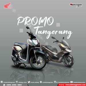 Promo Bintang Motor Tangerang Oktober 2019