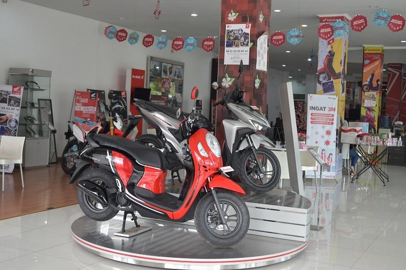 Dealer Sepeda Motor Terbesar Di Indonesia