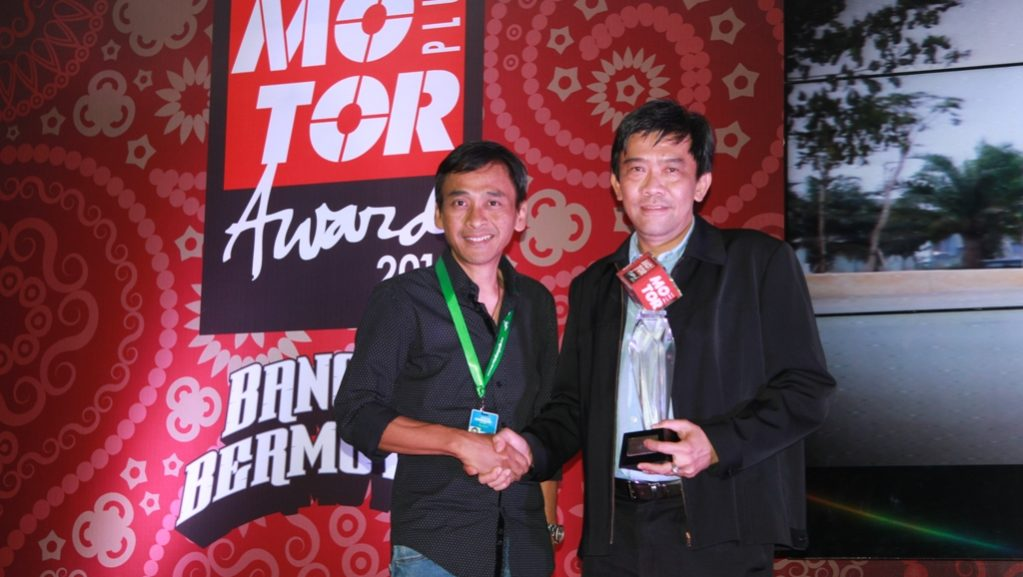 Honda All New CBR 150R Ditetapkan Sebagai Bike of The Year 2014 1