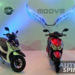Honda Rilis Matik Baru ! Honda Moove dengan ACG Starter! 3