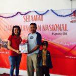"Bintang Motor mengucapkan ""Selamat Hari Pelanggan Nasional 4 September 2014"" 2"