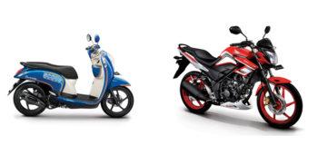 Varian Baru Honda CB150R dan Scoopy-FI 4