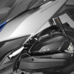 Honda Forza 125 Suspensi